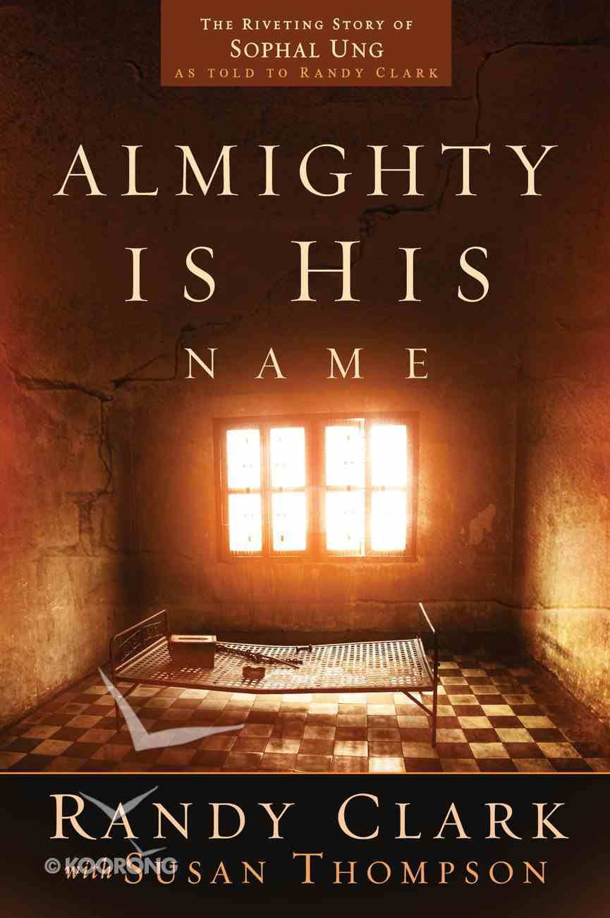 Almighty is His Name eBook