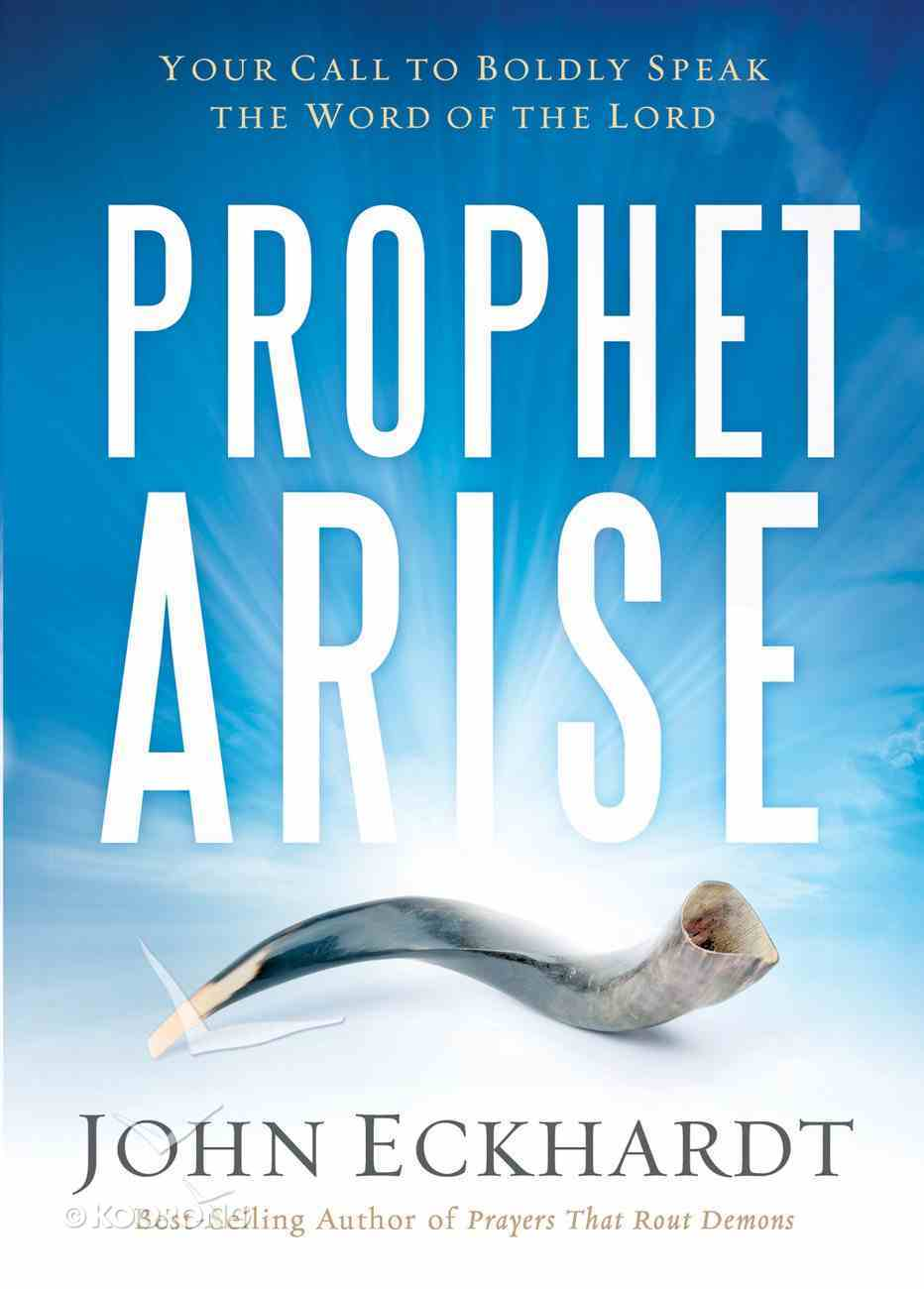 Prophet, Arise eBook