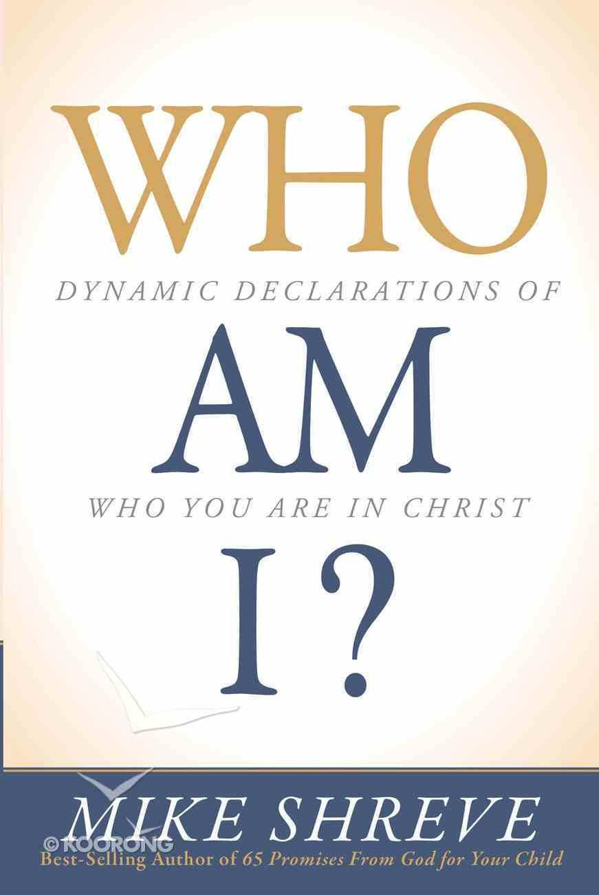 Who Am I? eBook