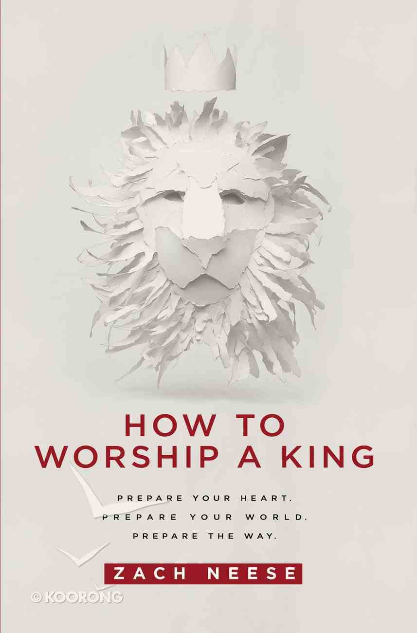How to Worship a King eBook