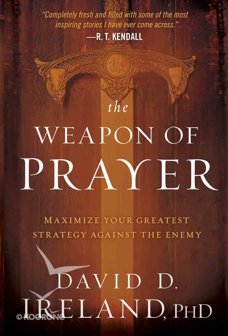 The Weapon of Prayer eBook