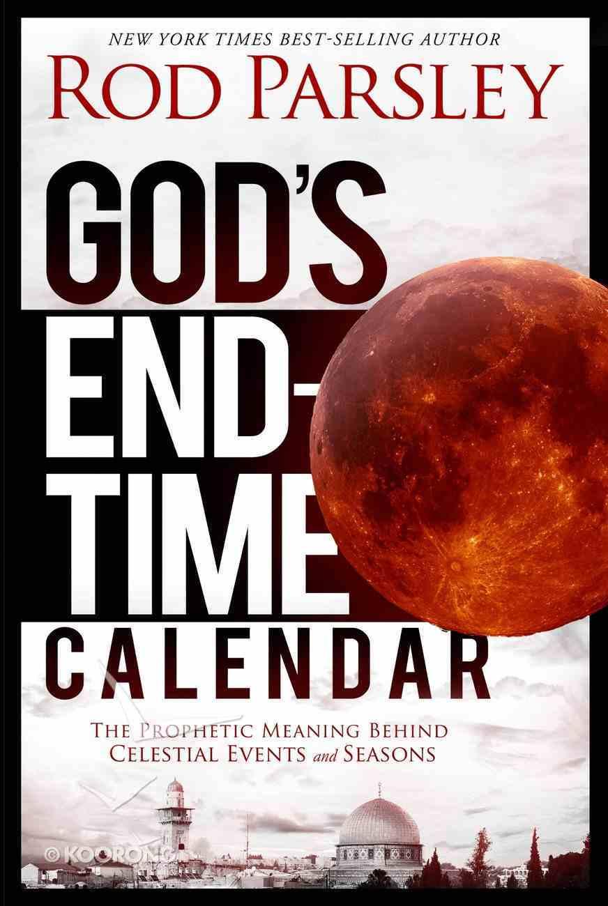 God's End-Time Calendar eBook