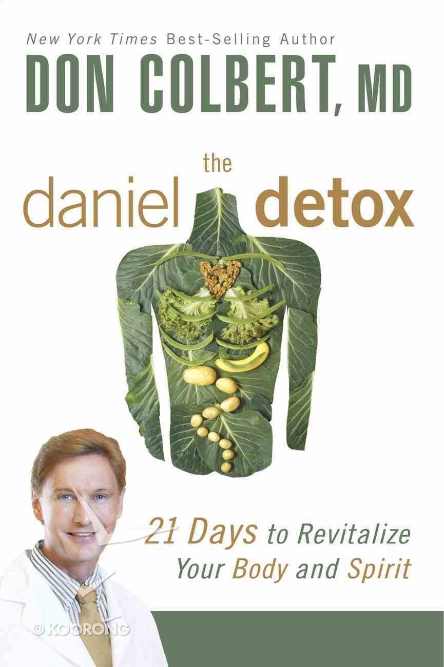 The Daniel Detox eBook