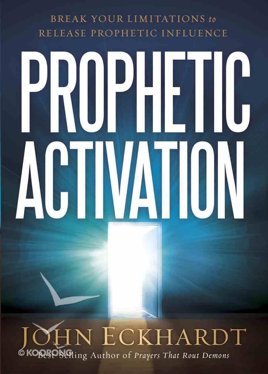Prophetic Activation eBook