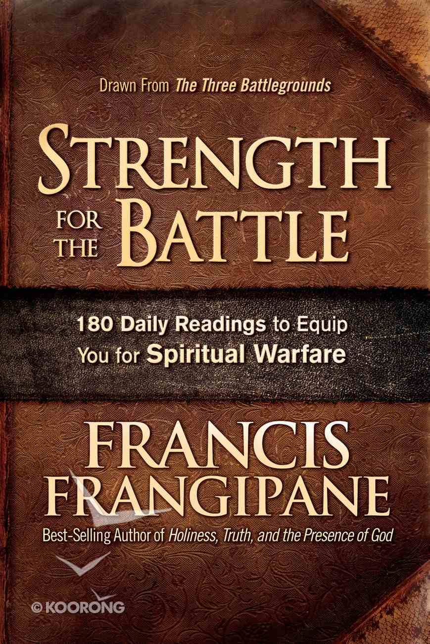 Strength For the Battle eBook