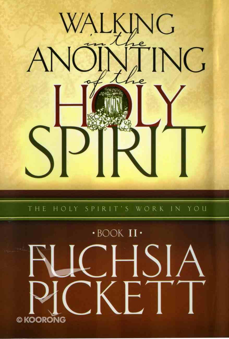 Walking in the Anointing... eBook