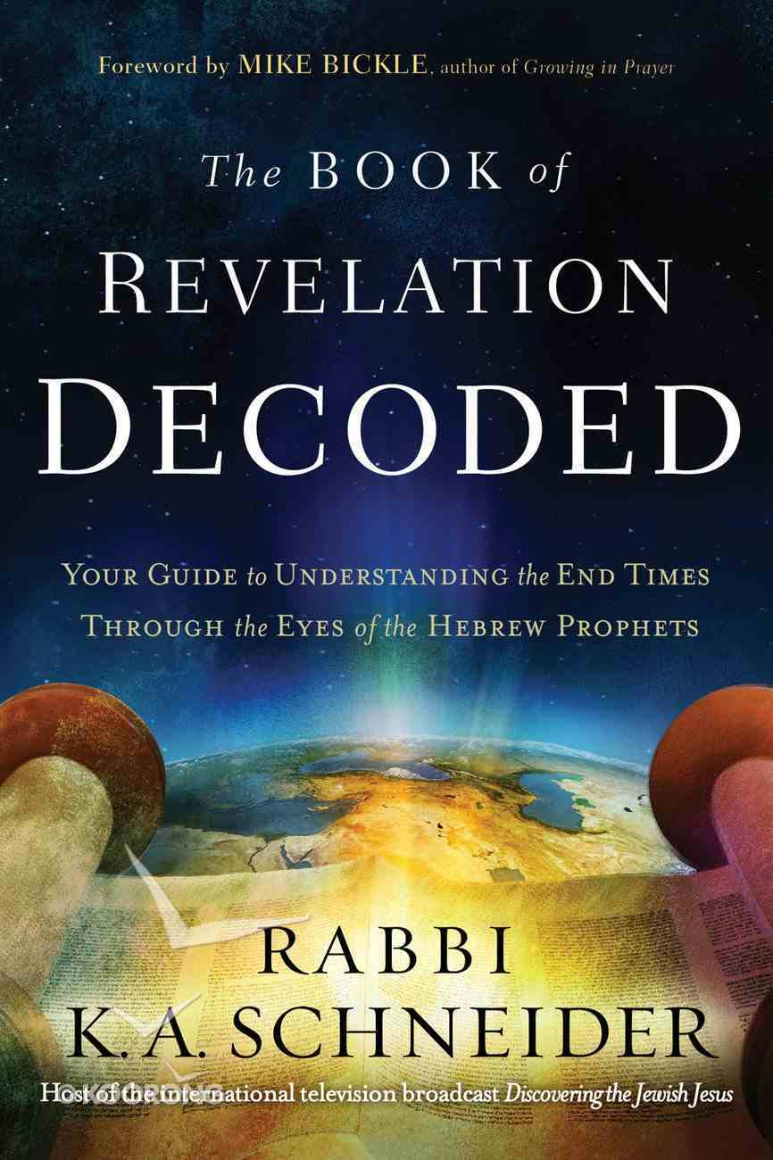 The Book of Revelation Decoded eBook