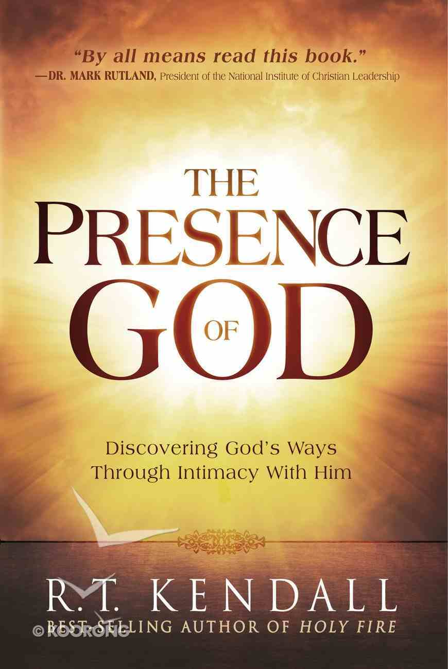 The Presence of God eBook