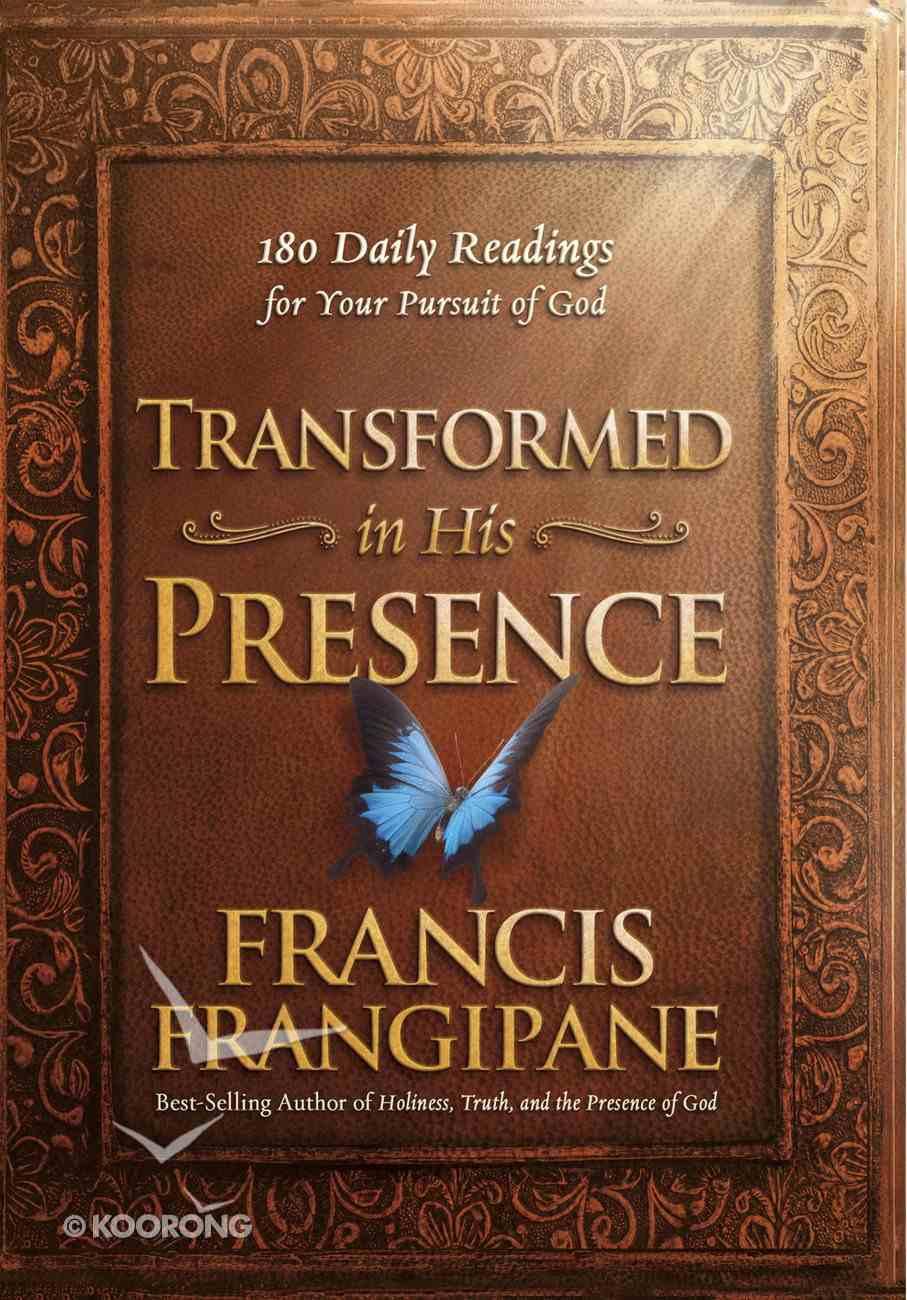Transformed in His Presence eBook