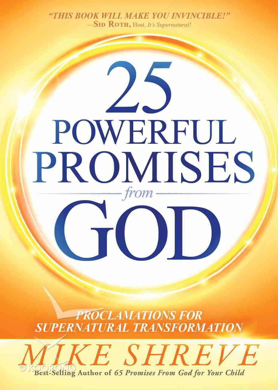 25 Powerful Promises From God eBook