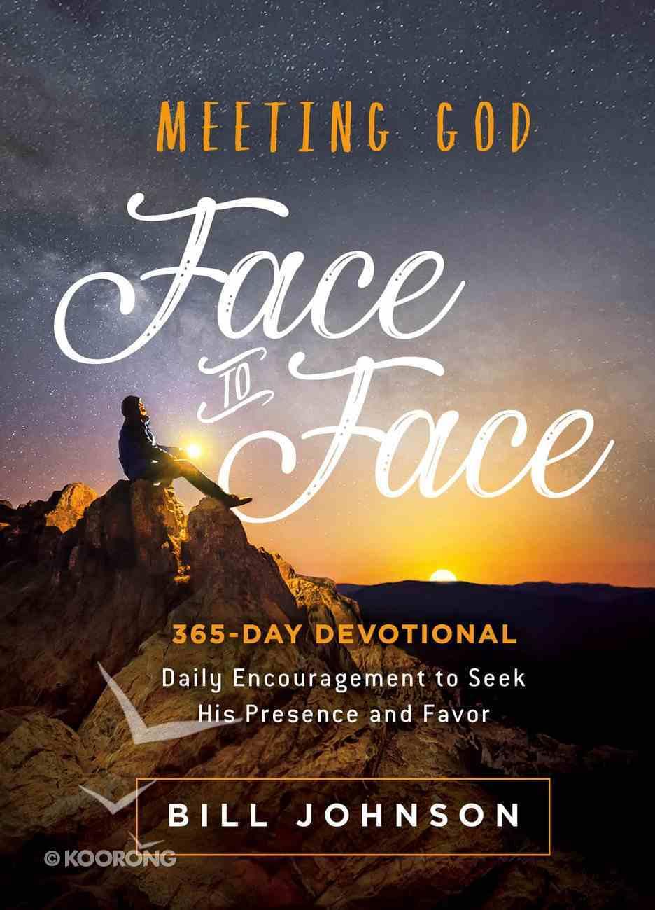 Meeting God Face to Face eBook