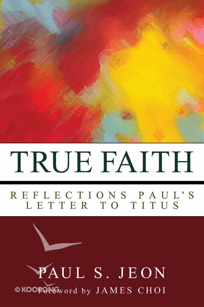 True Faith eBook