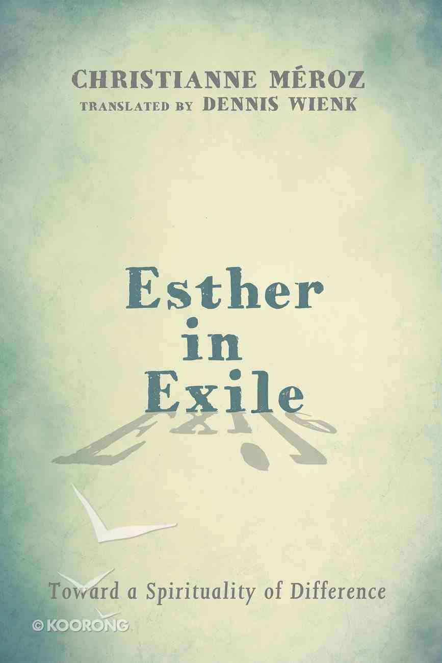 Esther in Exile eBook