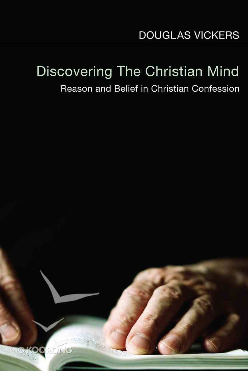 Discovering the Christian Mind eBook