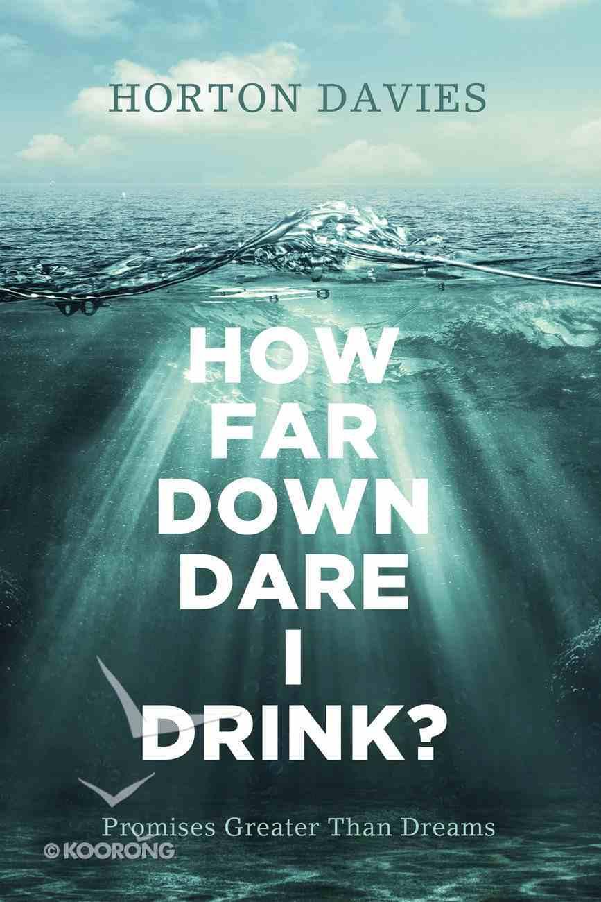 How Far Down Dare I Drink? eBook