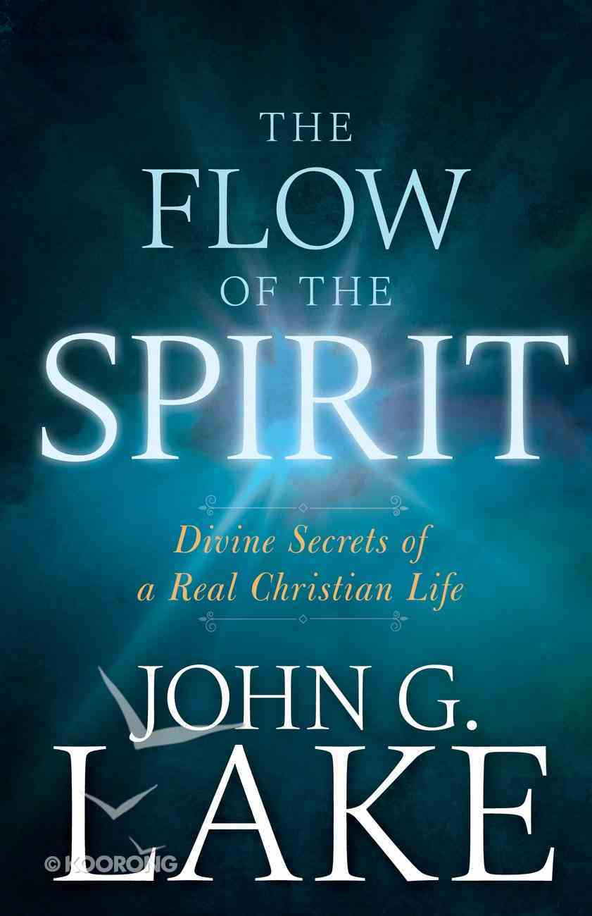 The Flow of the Spirit eBook