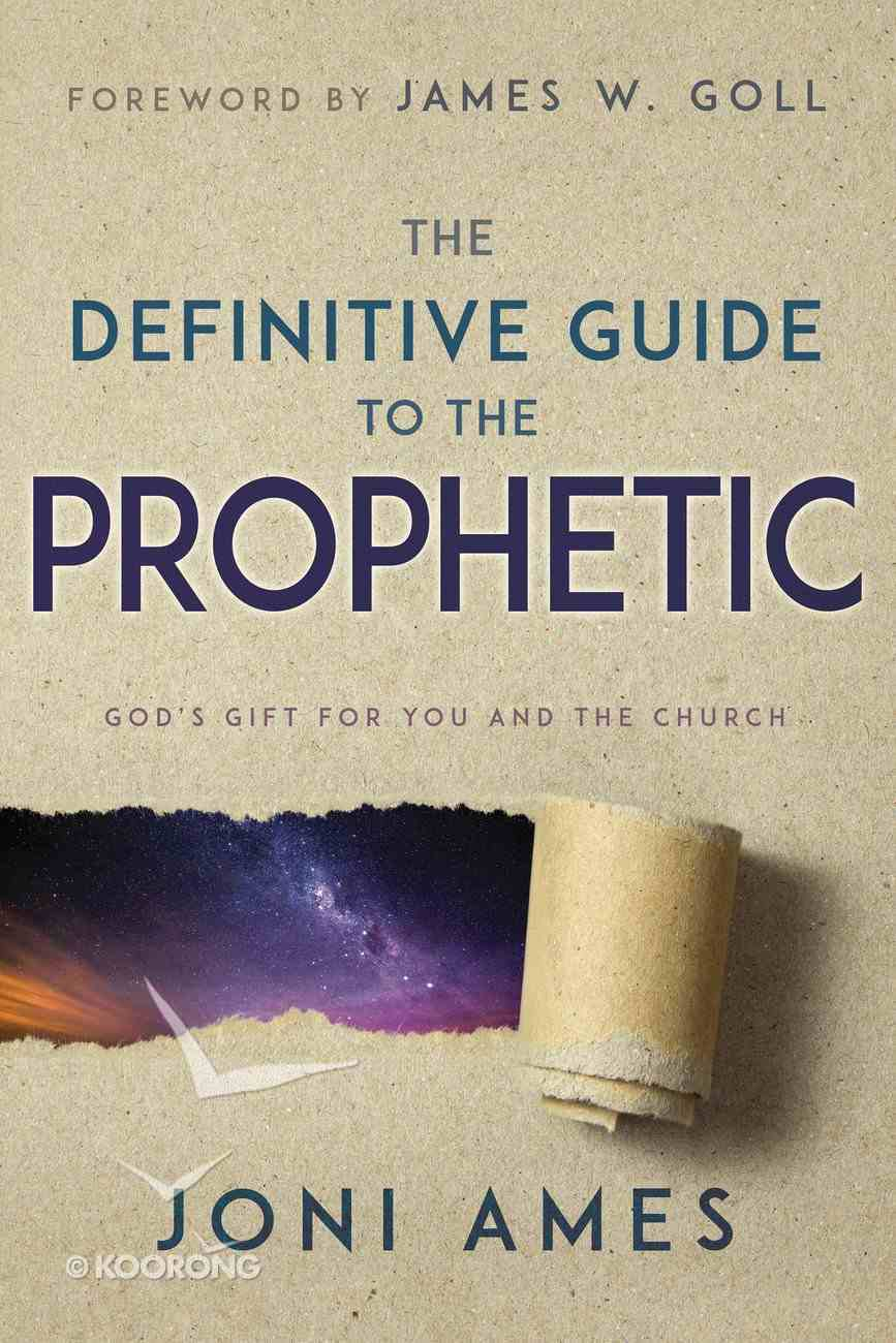 The Definitive Guide to the Prophetic eBook