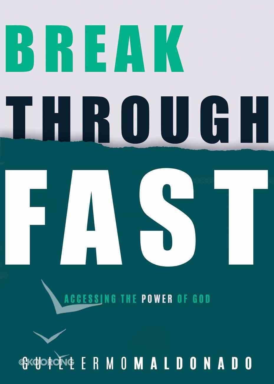 Breakthrough Fast eBook