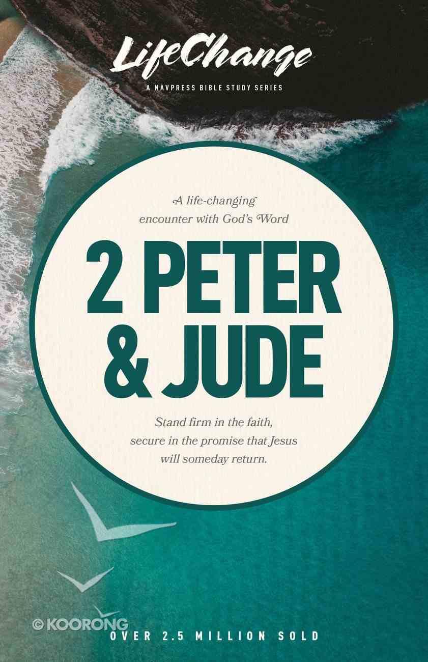 2 Peter & Jude (Lifechange Study Series) eBook