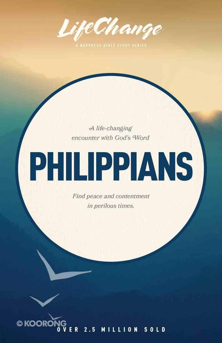Philippians (Lifechange Study Series) eBook