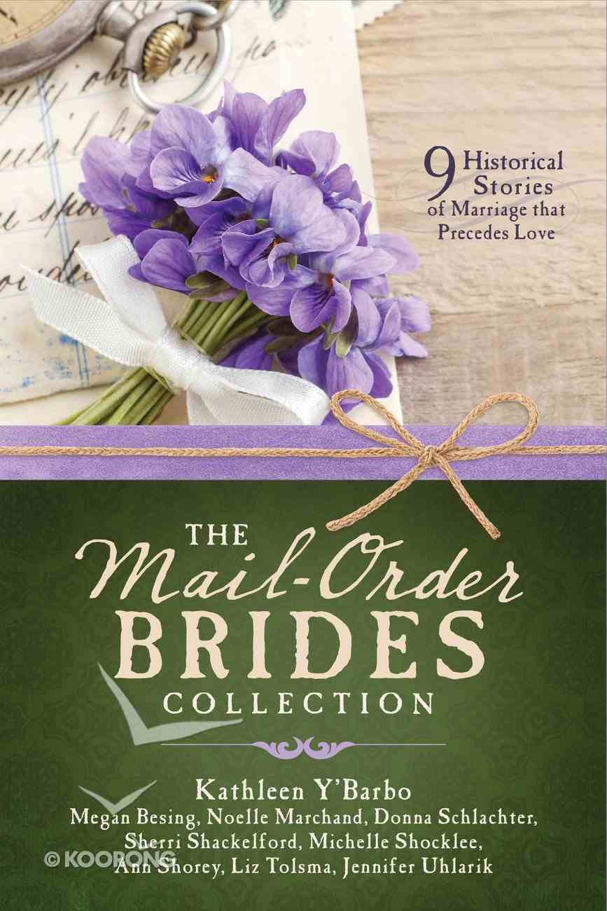 The Mail-Order Brides Collection eBook
