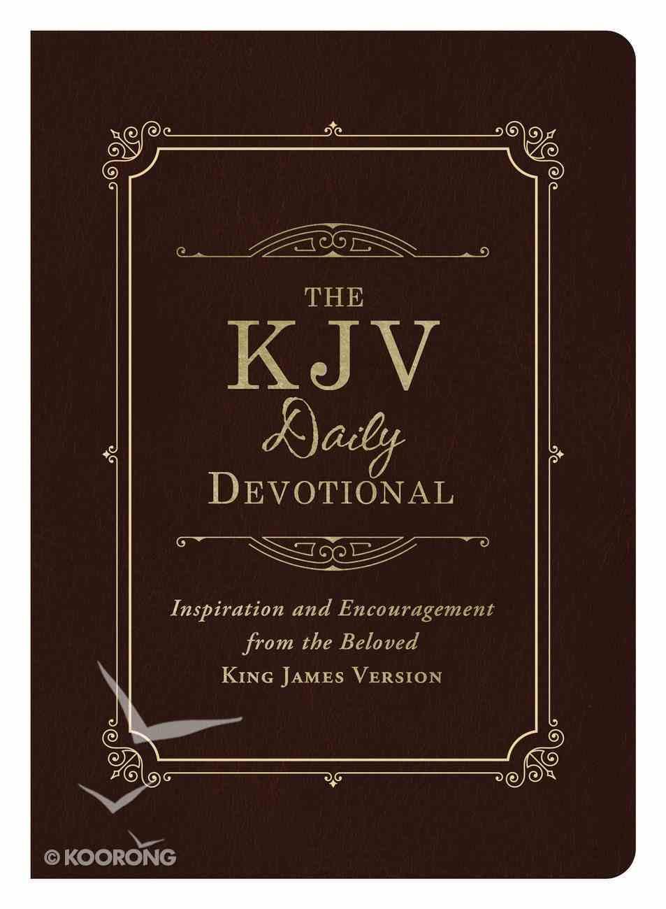 The KJV Daily Devotional eBook