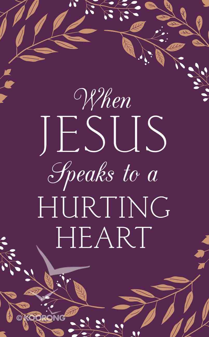 When Jesus Speaks to a Hurting Heart eBook
