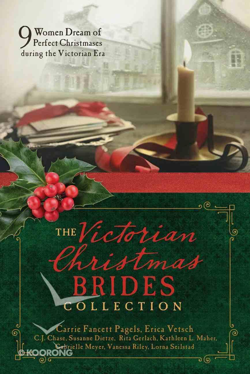 The Victorian Christmas Brides Collection eBook