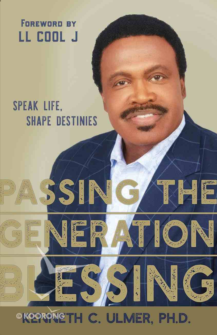Passing the Generation Blessing eBook
