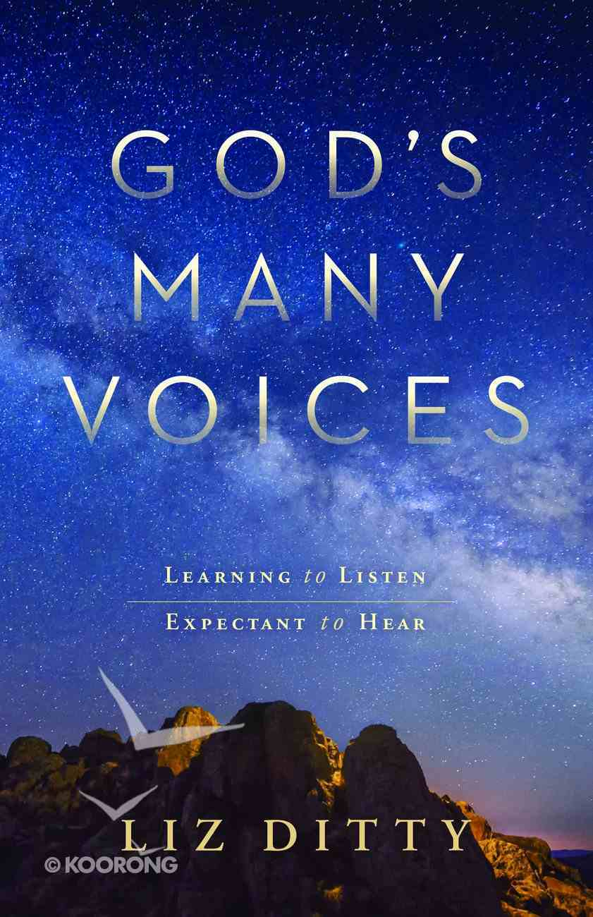 God's Many Voices eBook
