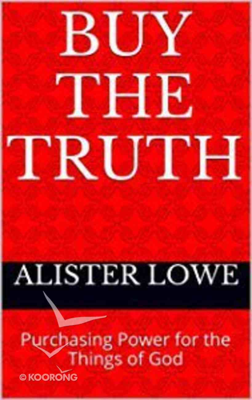 Buy the Truth eBook