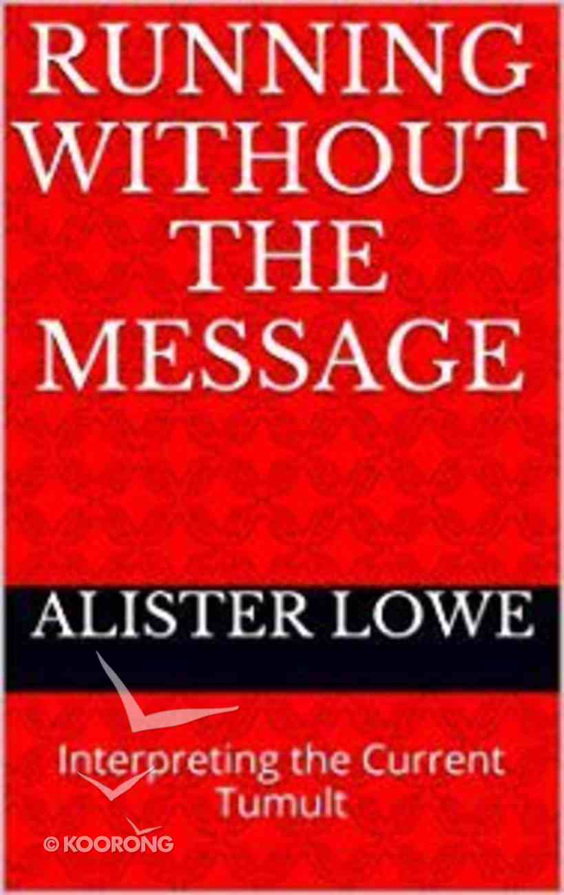 Running Without the Message eBook
