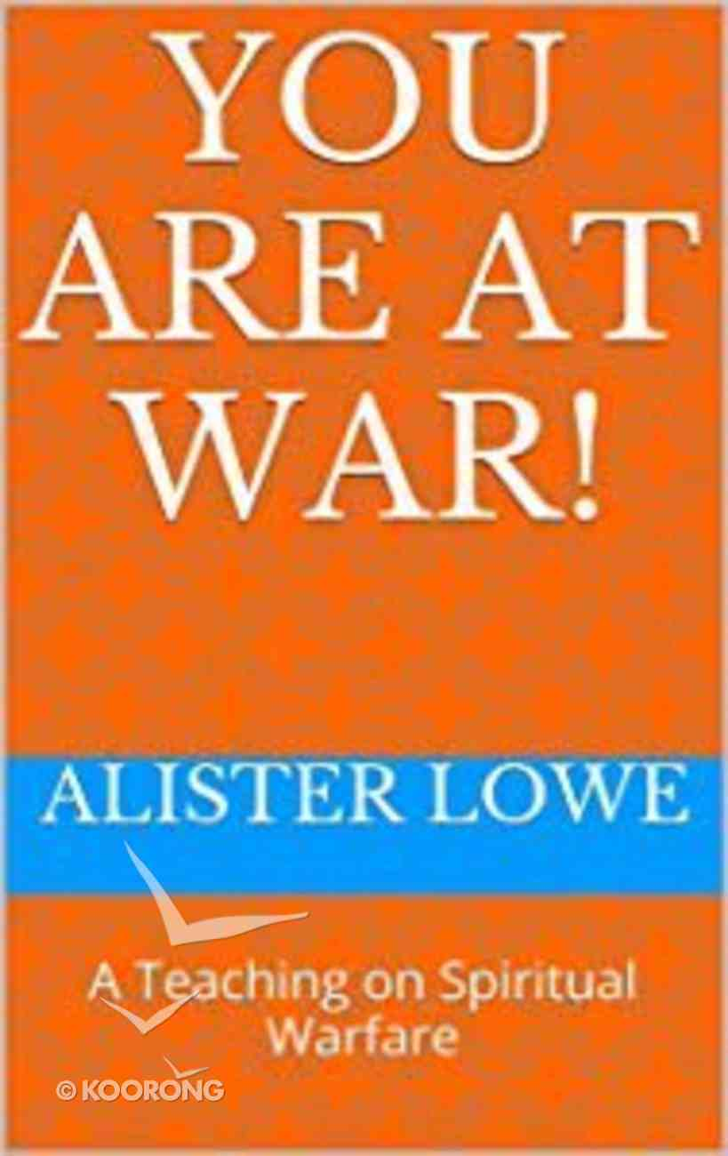You Are At War! eBook