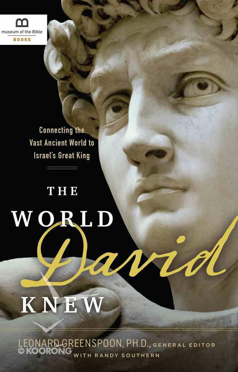The World David Knew eBook