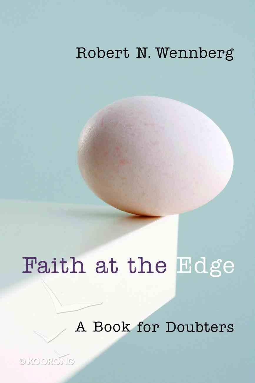 Faith At the Edge Paperback