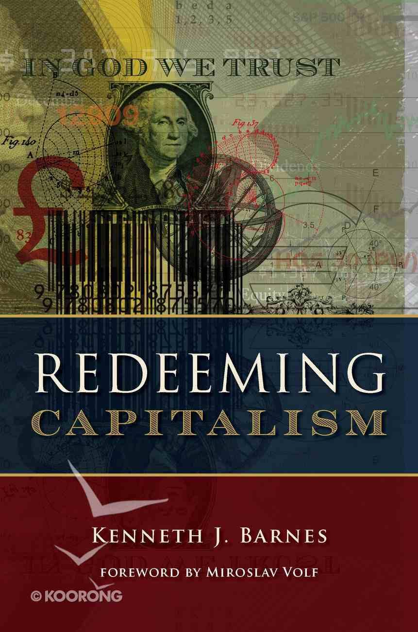 Redeeming Capitalism Hardback