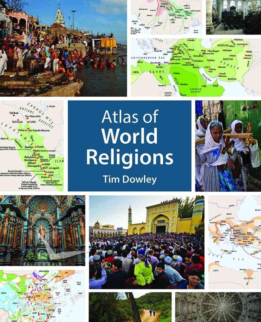 Atlas of World Religions Paperback