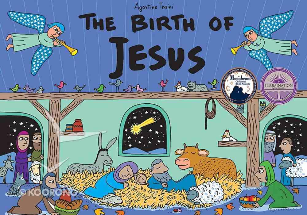 The Birth of Jesus: A Christmas Pop-Up Book Hardback