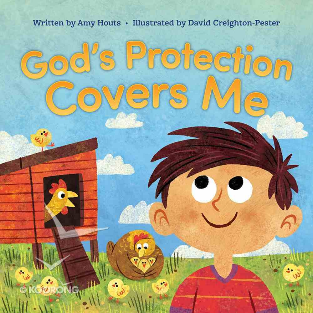 God's Protection Covers Me Hardback