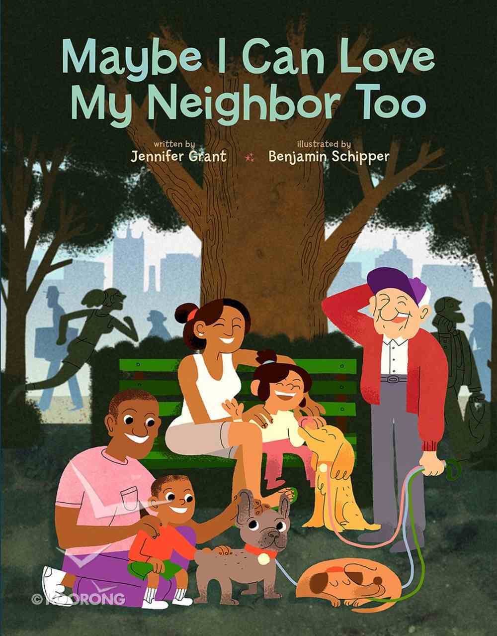 Maybe I Can Love My Neighbor Too Hardback