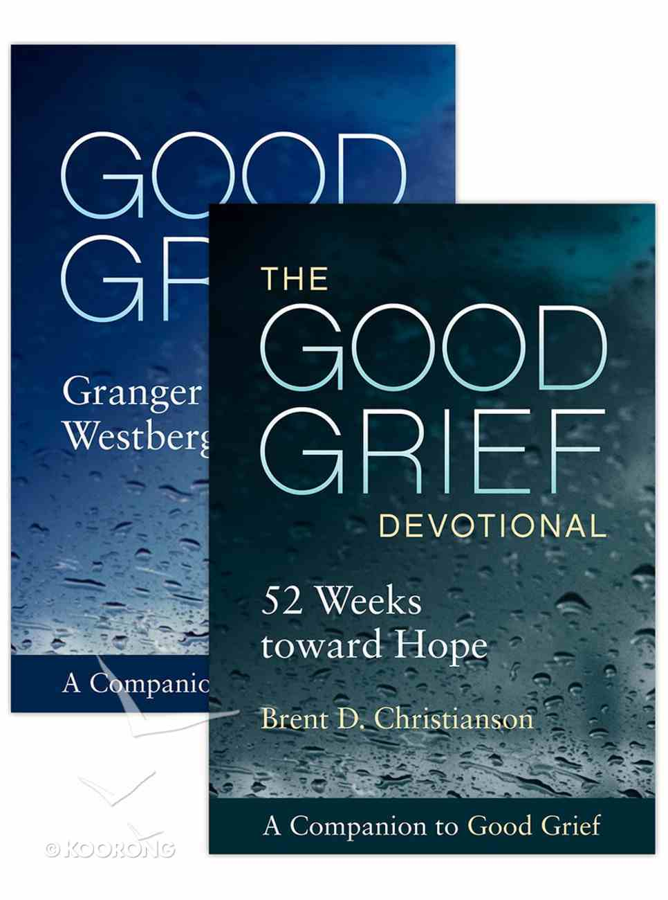 Good Grief: The Guide and Devotional (2 Pack) Paperback