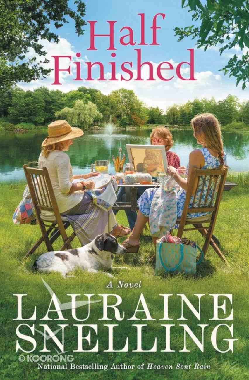 Half Finished: A Novel Paperback