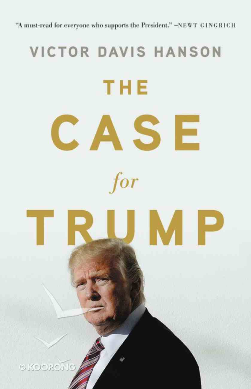The Case For Trump Hardback