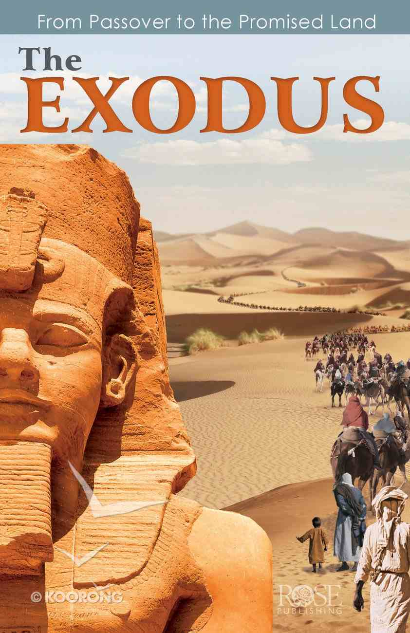 The Exodus (Rose Guide Series) Pamphlet
