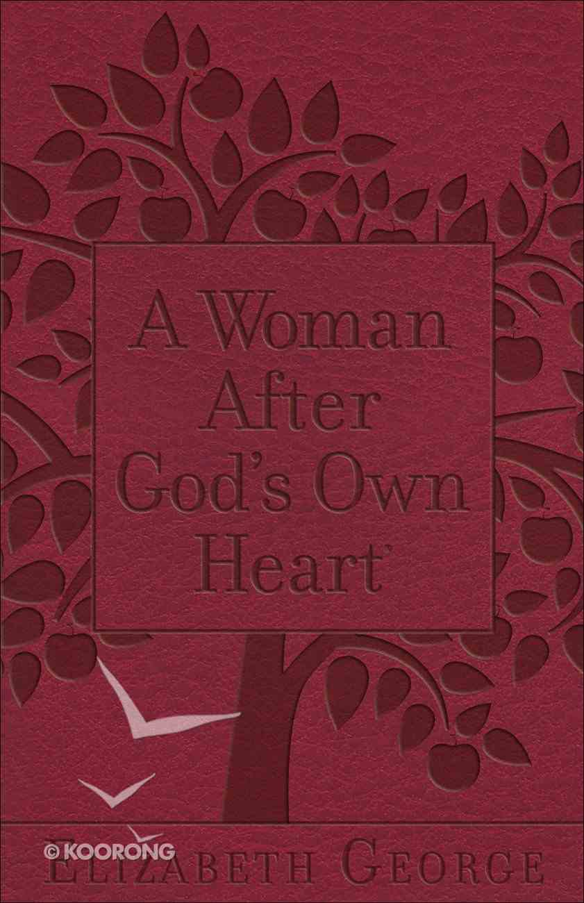 A Woman After God's Own Heart Imitation Leather