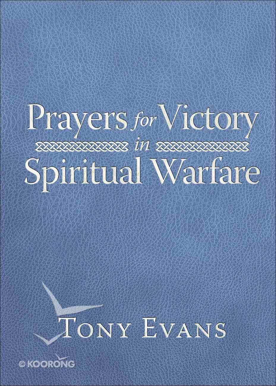 Prayers For Victory in Spiritual Warfare Imitation Leather