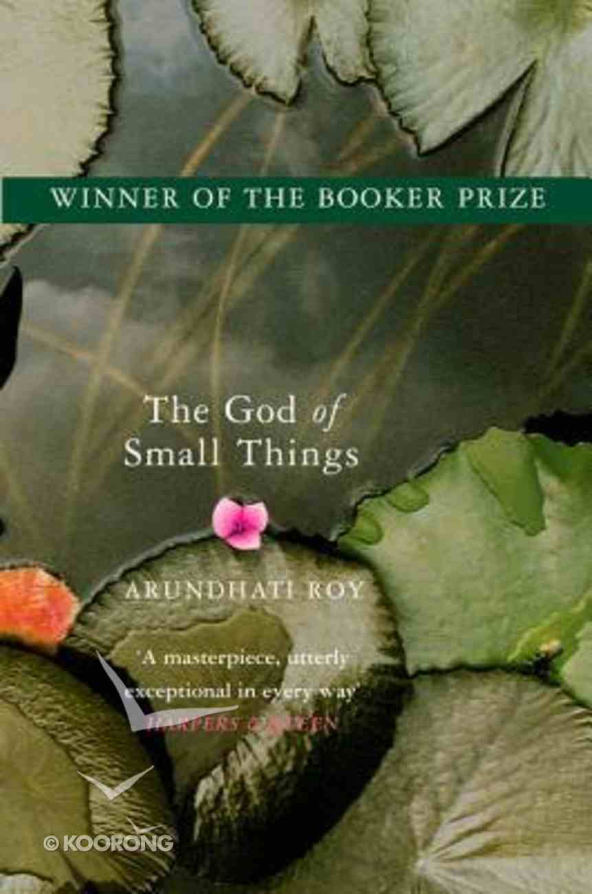 The God of Small Things Paperback