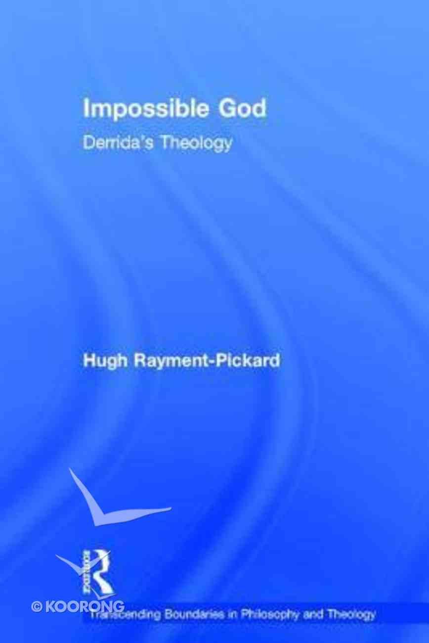 Impossible God Hardback