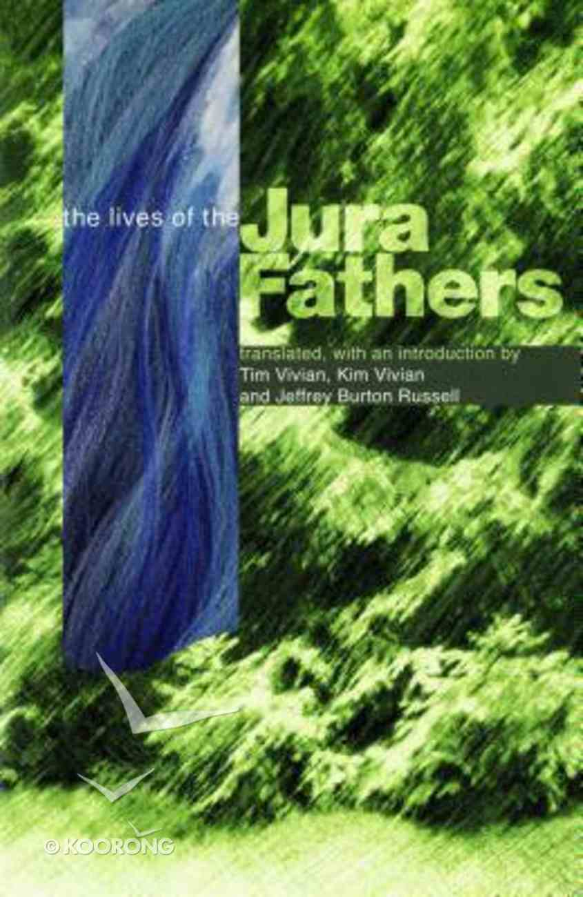 Lives of the Jura Fathers Paperback