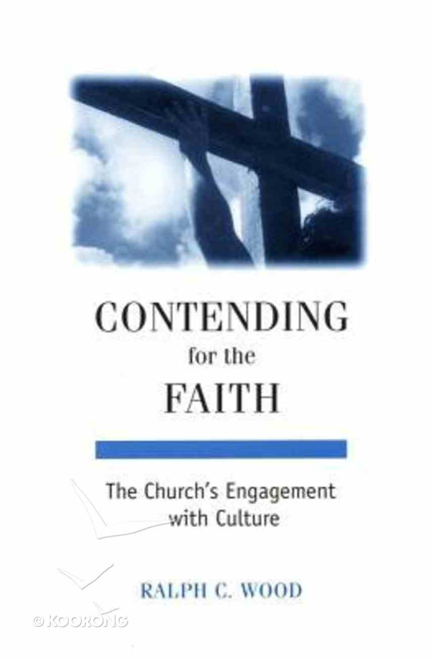 Contending For the Faith Paperback